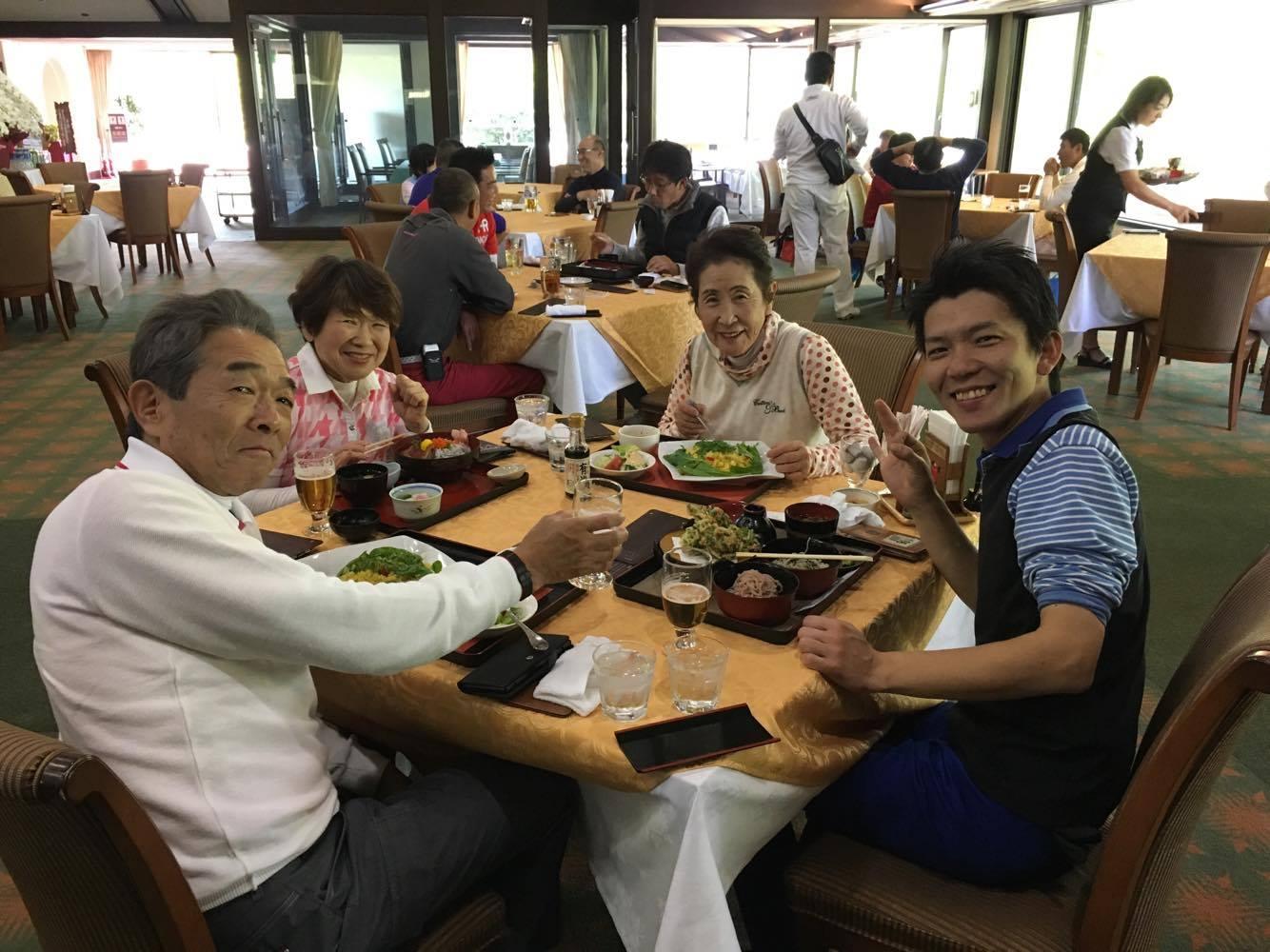 第2回 DGP障害者エンジョイ懇親ゴルフ大会 (4)