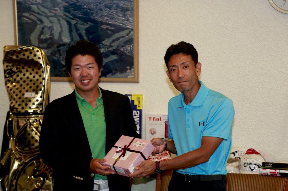 「プロの部」3代目の優勝者 : 福原 翔太プロ