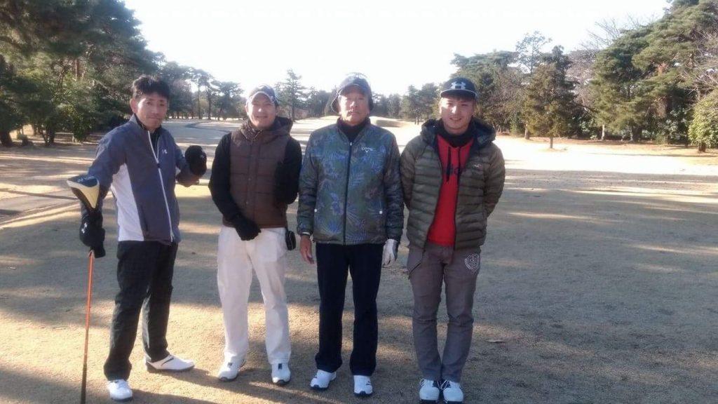 DGP障害者新春エンジョイゴルフ大会 : 開催様子(4)