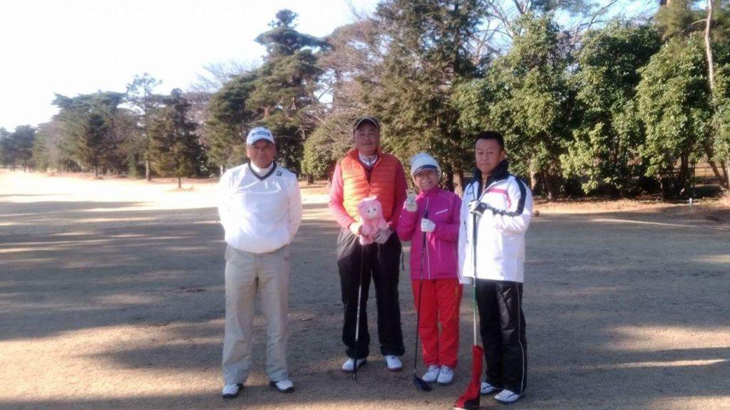 DGP障害者新春エンジョイゴルフ大会 : 開催様子(3)