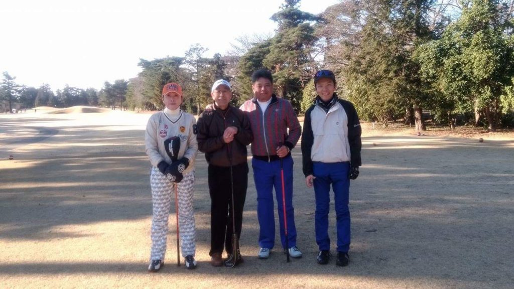 DGP障害者新春エンジョイゴルフ大会 : 開催様子(2)