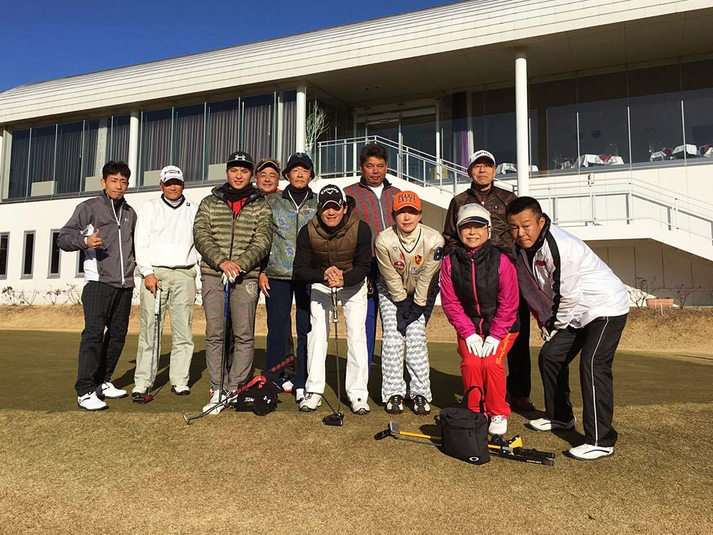 DGP障害者新春エンジョイゴルフ大会