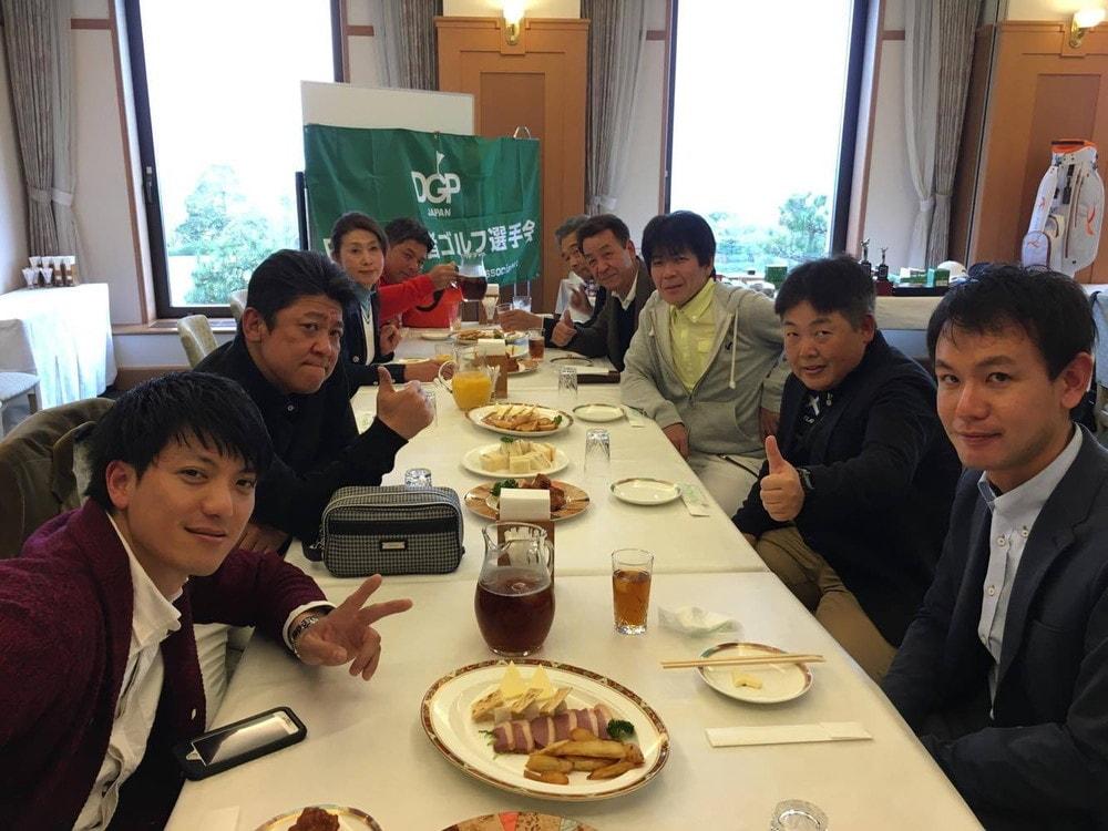 第3回 DGP障害者エンジョイ懇親ゴルフ大会(10)